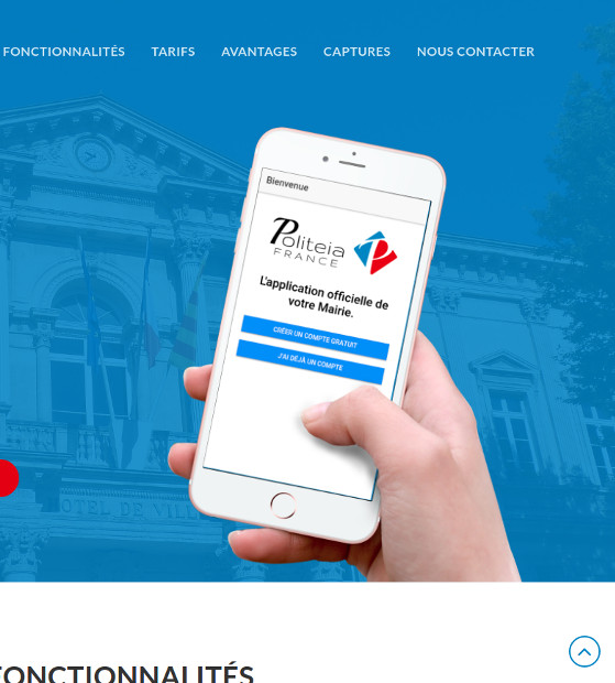 Politeia France - Application citoyenne